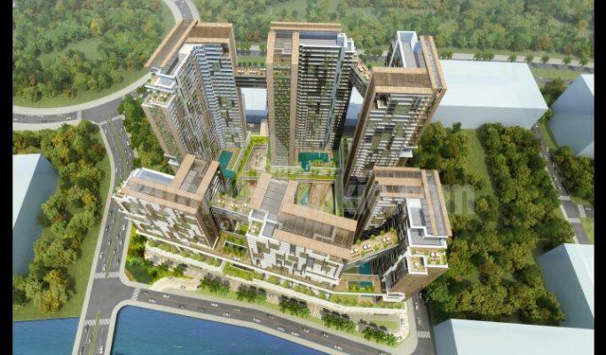 Jual Habis !!! Apartemen LITTLE TOKYO Jababeka Cikarang – Harga Perdana