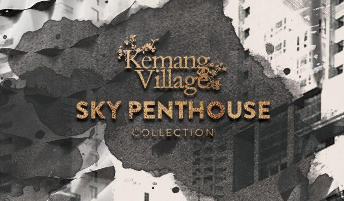Sky Penthouse Kemang Village