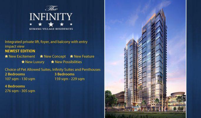 Infinity Sky Penthouse