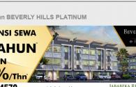 Beverly Hills Platinum @ Jababeka Residence Cikarang, harga perdana