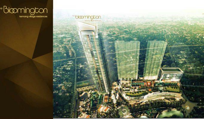 JUAL HABIS !!! Apartemen BLOOMINGTON @ Kemang Village – Best Price