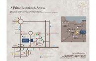 Lokasi Branz Mega Kuningan