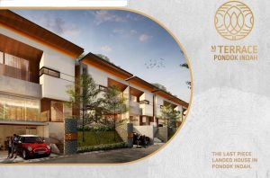 terrace-pondok Indah