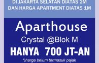 Crystal Blok M