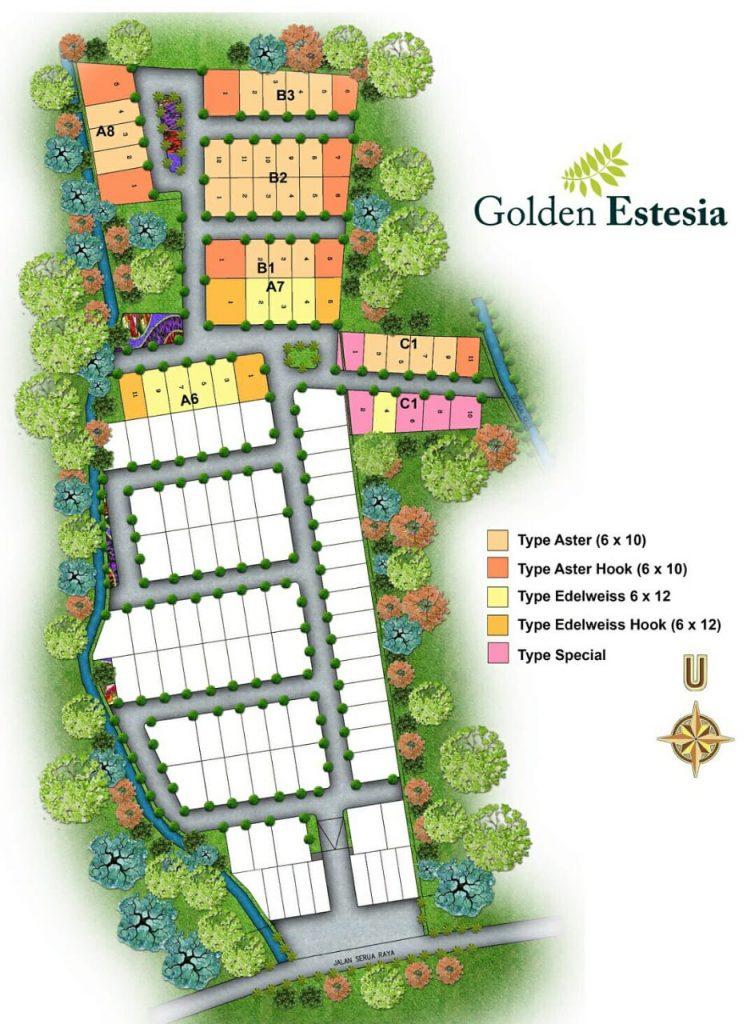 site-plan-golden-estesia